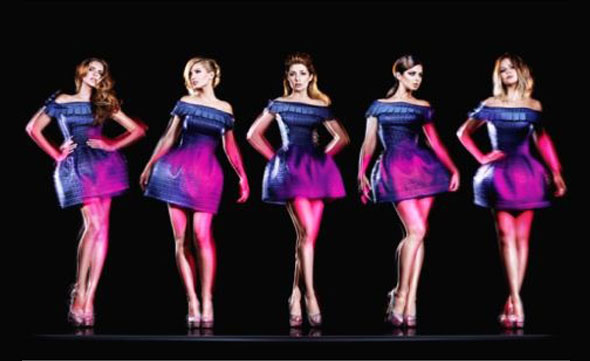 Girls Aloud To Bring Something New
