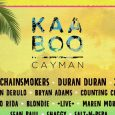 Kaaboo Cayman Music and Comedy Festival for 2019