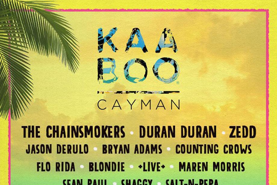 Kaaboo Cayman - Music Comedy Festival 2019