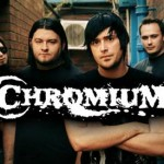CHROMIUM reveal new single and artwork