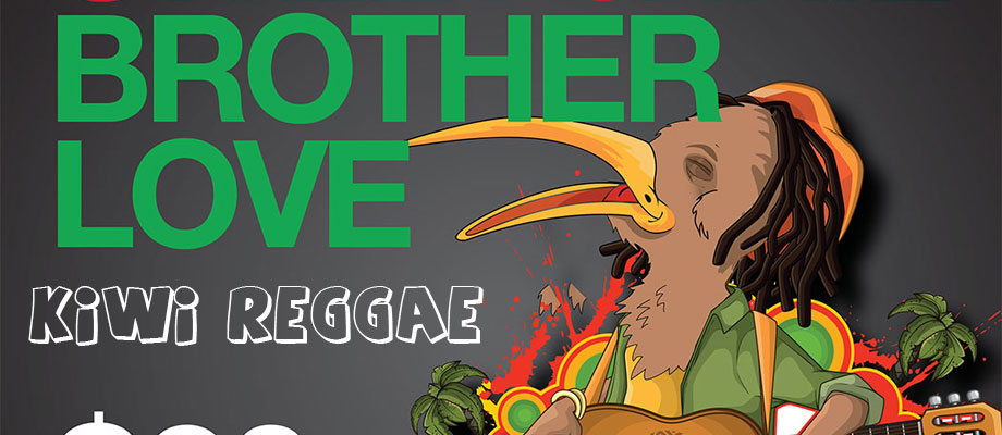 Kiwi Reggae unleashed